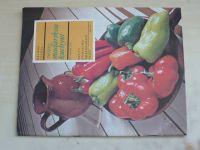 Sešity domácího hospodaření - svazek 153 - Tolnai - Průřez maďarskou kuchyní (1988)