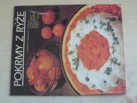 Sešity domácího hospodaření - svazek 154 - Vlachová - Pokrmy z rýže (1989)