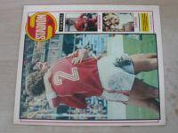 Stadión 1-52 (1983) ročník XXXI. (chybí čísla 1-22, 24-25, 43, 27 čísel)