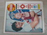 Stadión 1-52 (1984) ročník XXXII. (chybí čísla 22, 46, 50 čísel)