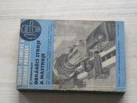 Dobrovolný - Obráběcí stroje a nástroje (Hokr 1948)