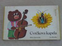 Horanský - Cvrčkova kapela (1978)