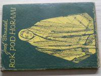 Josef Strnadel - Rok pod horami (1945) Beskydy