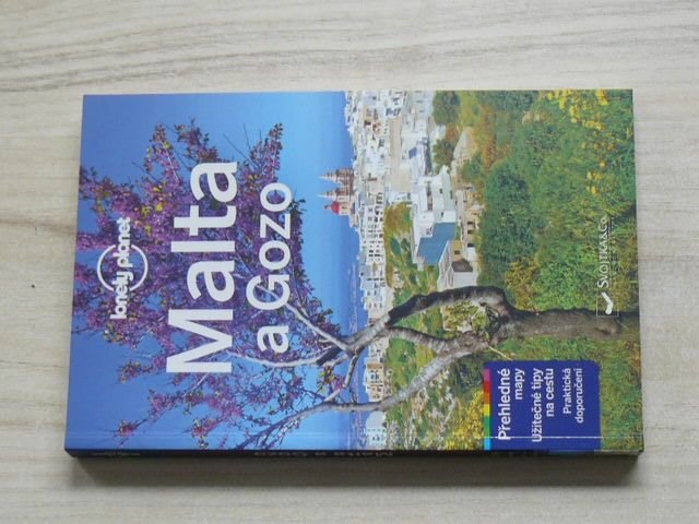 Lonely planet - Malta a Gozo (2019)
