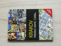 National geographic - Krakov - průvodce s mapou (2019)