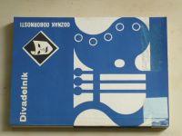 Pacovský - Divadelník, odznak odbornosti (1980)