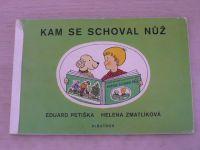 Petiška - Kam se schoval nůž (1984)