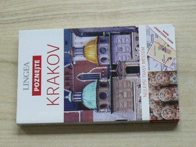 Poznejte Krakov - nejlepší trasy městem (2016)