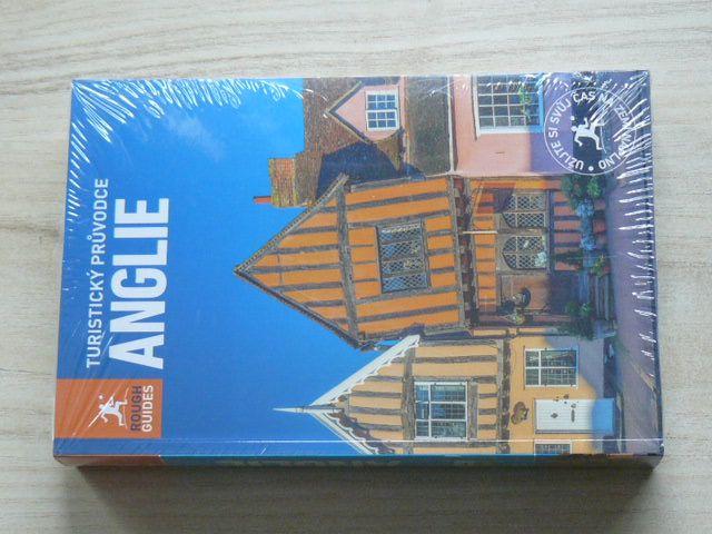 Rough Guides - Turistický průvodce - Anglie (2020)