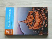 Rough Guides - Turistický průvodce - Bretaň a Normandie (2016)