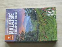 Rough Guides - Turistický průvodce - Malajsie, Singapur & Brunej (2020)