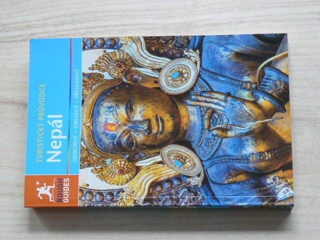Rough Guides - Turistický průvodce - Nepál (2015)