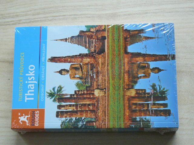 Rough Guides - Turistický průvodce - Thajsko (2016)