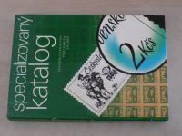 Specializovaný katalog československých poštovních známek (1978)