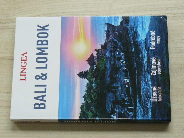 Velký průvodce - Bali & Lombok (2018)