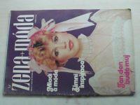 Žena + móda 1-12 (1979) ročník XXXI. (chybí číslo 6, 11 čísel)