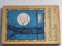 Cyrilometodějský kalendář (1961)