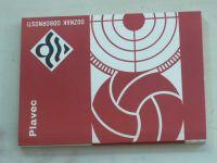 Odznak odbornosti - Plavec (1979)