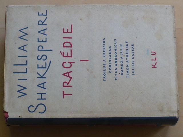Shakespeare - Tragédie I (1962)