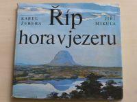 Žebera - Říp - hora v jezeru (1982)