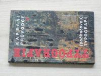 Kapesní průvodce (počítačovou) typografií (1995) sest. Dančo