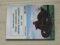 Francev - Tanky, obrněná auta, obrněné vlaky a drezíny 1918 - 1939 (1993)