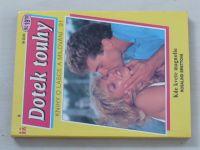 Dotek touhy 9 - Knihy o lásce a milování 91 - Brettová - Kde kvete magnolie (1993)