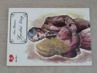 Růžová knihovna 11 - Blažková - Spodní tóny (1993)