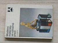 Schätz - Moderní materiály ve výtvarné praxi (1982)