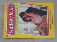 Sladké chvíle 7 - Knihy o lásce a milování 73 - Anne de Grootová - Miláčku, kdy se vezmeme? (1993)