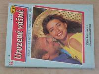 Urozené vášně 3 - Knihy o lásce a milování 66 - Meinertová - Zítra budeme žít (1993)