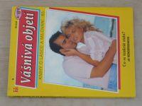 Vášnivé objetí 6 - Knihy o lásce a milování 65 - Hendersonová - Co se tenkrát stalo? (1993)