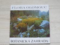 Flora Olomouc - Botanická zahrada (1983)