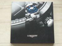 Longines - Katalog, anglicky- Hodinky