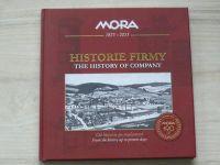 MORA 1825 - 2015 - Historie firmy - Od historie po současnost - 190 let (2015)