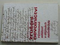 Haubelt - Zrušení nevolnictví - Významná událost v dějinách našeho lidu (1981)