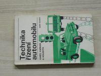 Karhan - Technika řízení automobilu (1975)