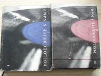 Poslouchejte s námi  I.II. - Čtení o hudebních skladbách na čs. gramofonových deskách