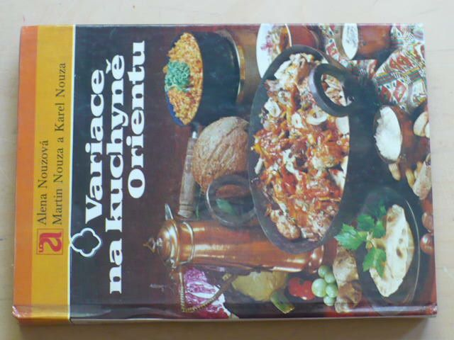 Nouzová, Nouza - Variace na kuchyně Orientu (1983)