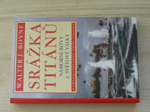 Boyne - Srážka titánů - Námořní bitvy 2. světové války (1997)