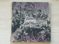 Gagarin v Praze (Orbis 1961)