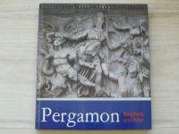 Rohde - Pergamon - Burgberg und Altar (1982) německy, Pergamon - hradní vrch a oltář
