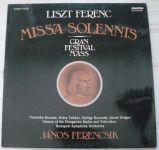 Liszt Ferenc – Missa Solennis - Gran festival Mass (1977)