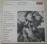 Ludwig van Beethoven – Missa Solemnis D-Dur Op. 123 (1973) 2 x LP