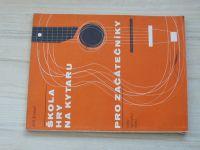 Jirmal - Škola hry na kytaru pro začátečníky (1978) česky, německy