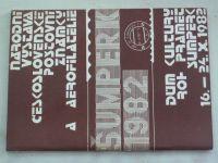 Národní výstava československé poštovní známky a aerofilatelie (1982)