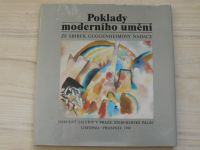 Poklady moderního umění - Ze sbírek Guggenheimovy nadace (1988)