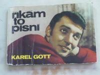 Karel Gott - Říkám to písní (1968)