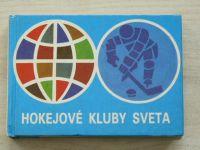 Konig - Hokejové kluby světa (1978) slovensky