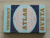 Vreckový atlas sveta (1975) slovensky